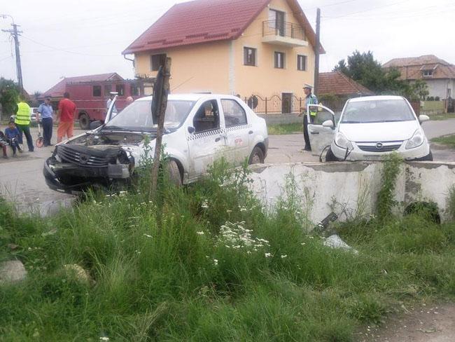 Accident, 27 iunie 2013. Foto: Martin Adrian