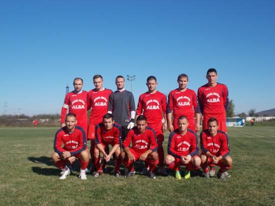 Echipa de fotbal CS Ocna Mureş