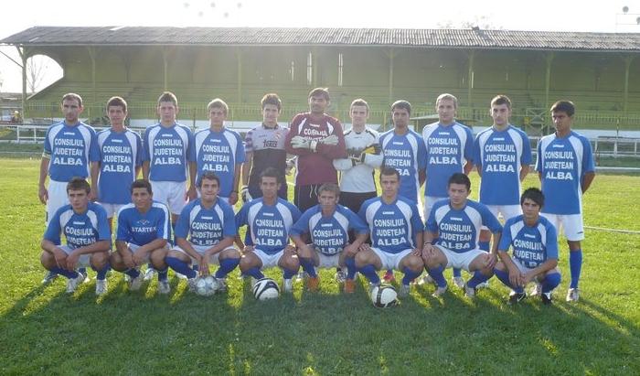 C. S. Ocna Mures 2012