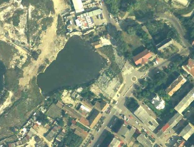 Groapa de la Plus fotografiata din satelit
