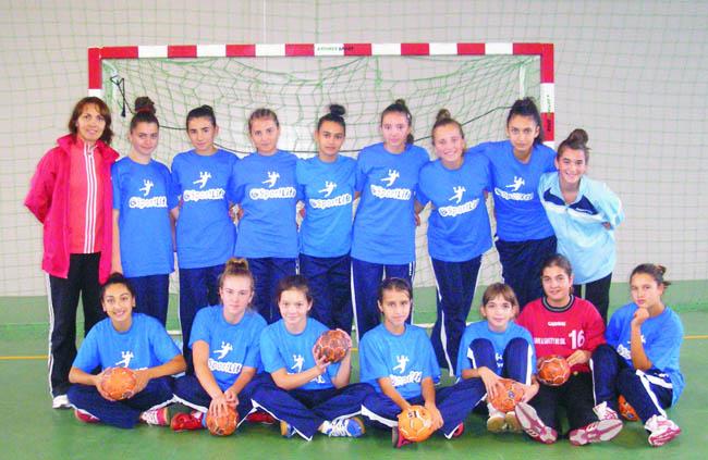 Echipa de handbal CS Ocna Mures