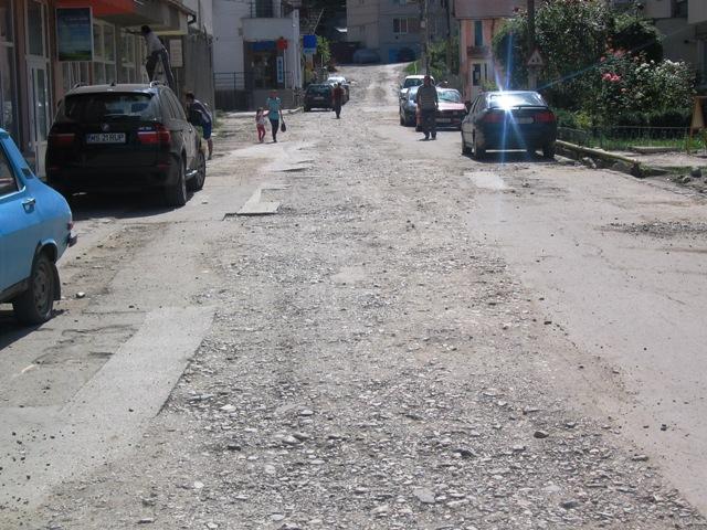 Strada 1 Mai inainte