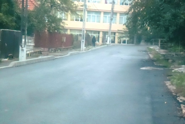 Strada Stefan Augustin dupa lucrari