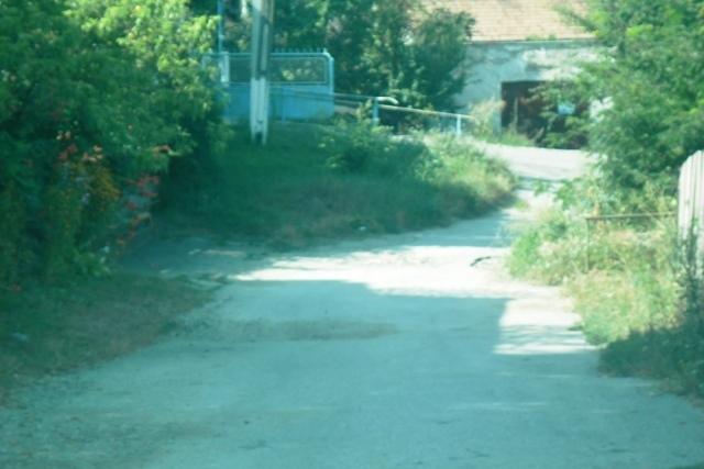 Strada Axente Sever inainte