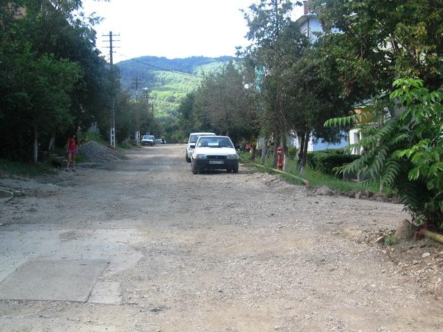 Strada Brazilor inainte