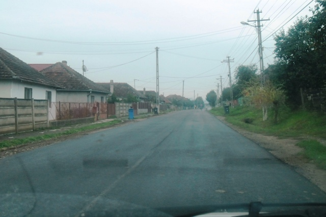 Strada Lunga dupa lucrarile de reabilitare