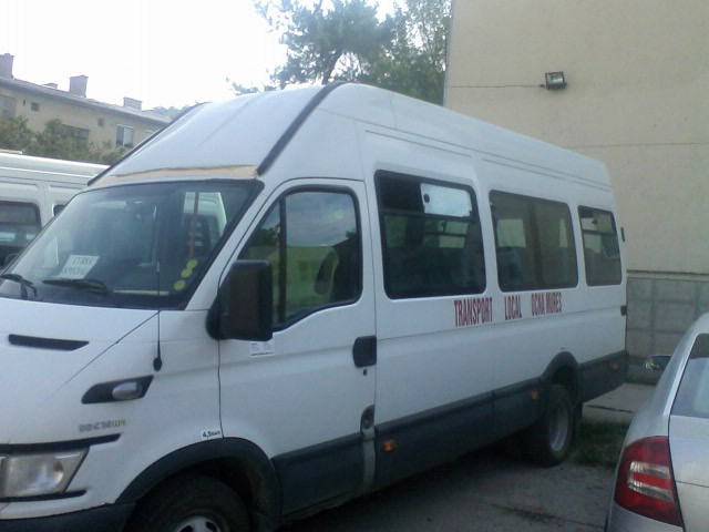 Serviciul de transport local Ocna Mures